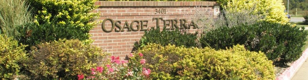 Osage Terrace project